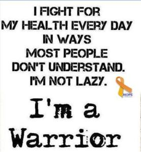 Health--COPD--I-Am-A-Warrior